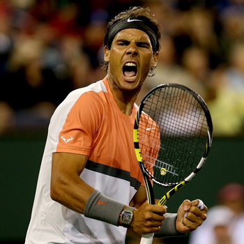 Nadal sufre ante Stepanek en Indian Wells