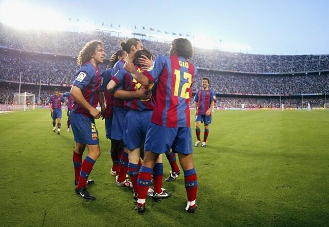 """Messi: """"El récord es para todos los que me han ayudado"""""""