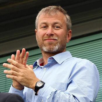 Roman Abramovich, dueño del Chelsea