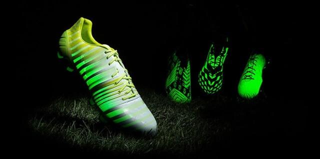 Las últimas y luiminosas novedades de Adidas 420946e1d5907
