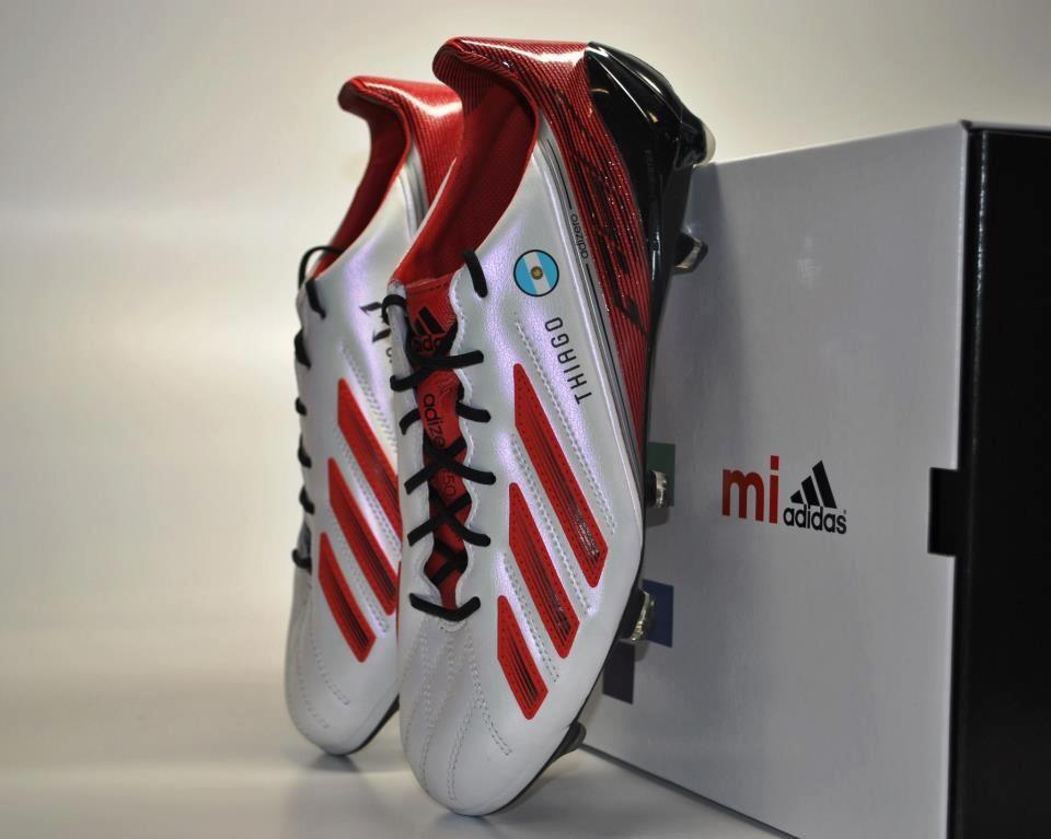 FOTO: Las nuevas botas de Leo Messi