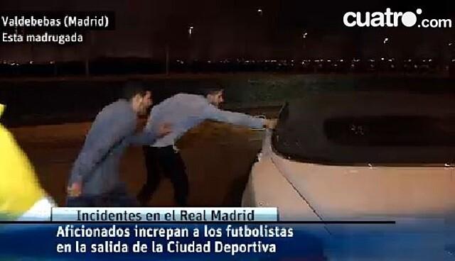 Antiviolencia pide sancionar a los aficionados que increparon a Jesé y Bale