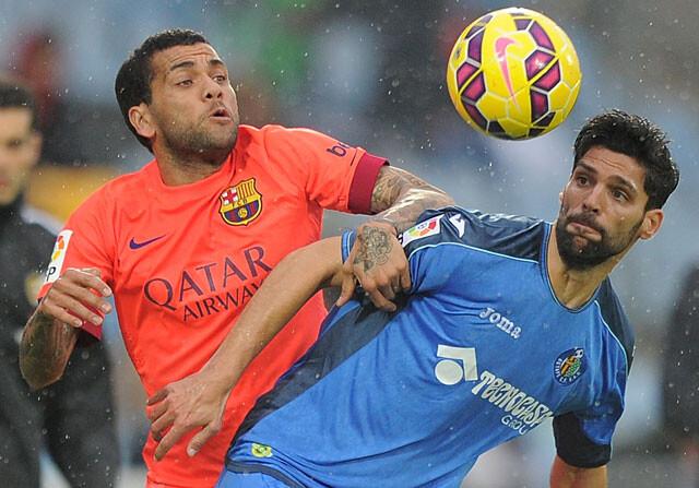 El Barça, sin lírica ni épica en Getafe