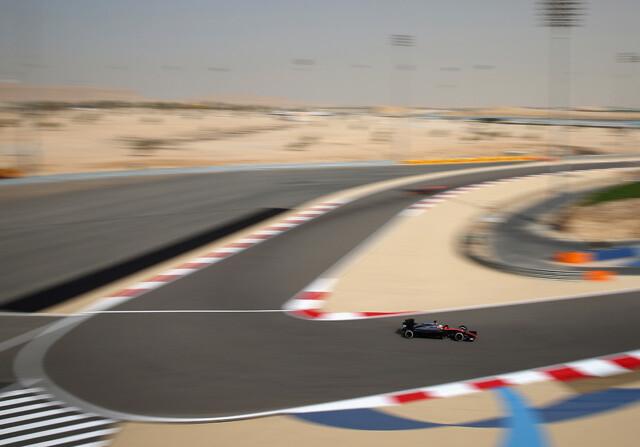 Alonso mejora y el sueño de los puntos es posible