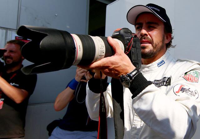 """Alonso: """"No me desperté en el 95 ni hablando italiano"""""""