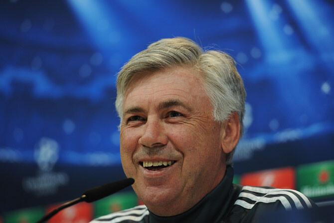 """Ancelotti: """"O sigo aquí en el Madrid o me paro un año"""""""