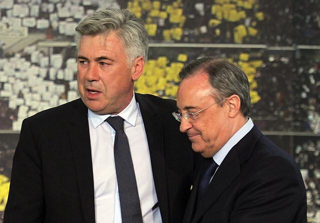 Ancelotti ya sabe que no seguirá en el Real Madrid