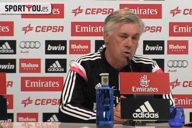 Ancelotti ve más difícil ganar la Liga que la Champions