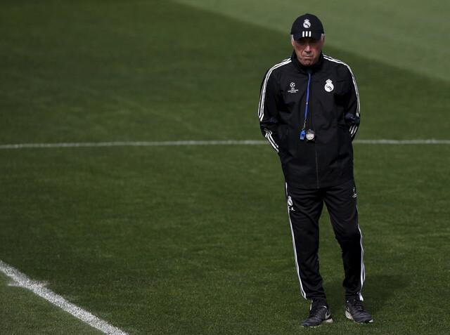 Ancelotti confirma que Ramos vuelve a la defensa