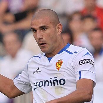 Aranda se niega a jugar y el Zaragoza le expedienta