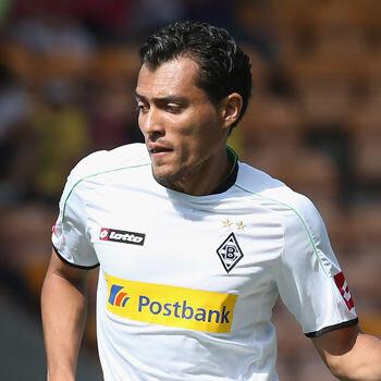 Arango, jugador del Borussia Moenchengladbach