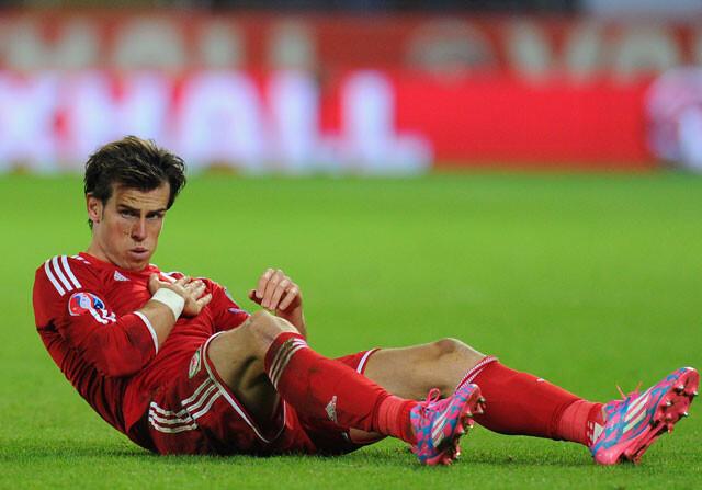 El mal trago para Bale en el Clásico
