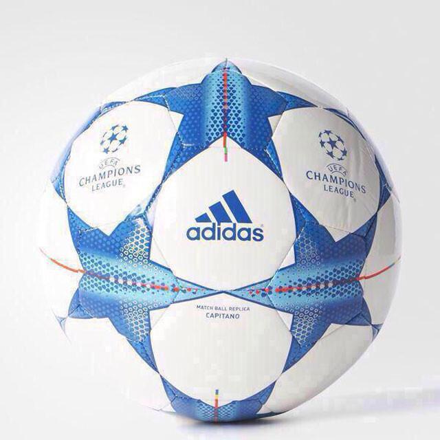 FOTO. Así es el nuevo balón de la Champions