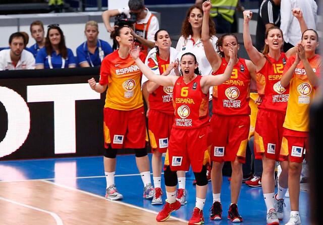 Alba Torrens catapulta a España al bronce del Eurobasket