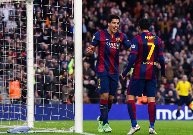 Faena de aliño del Barça ante el Córdoba
