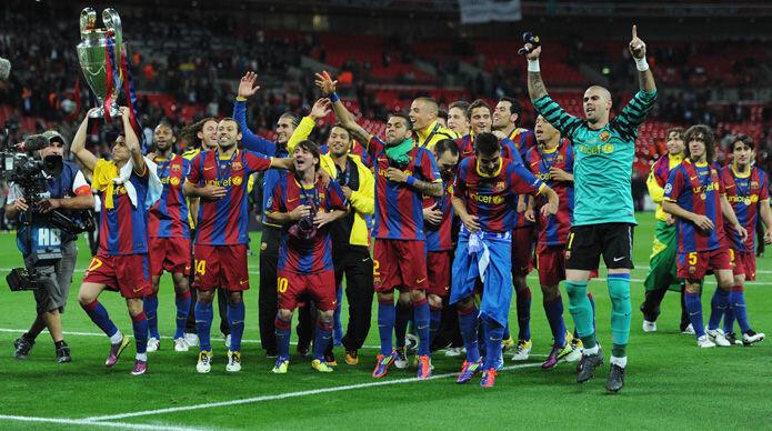 Casi 10 millones de espectadores vieron al Barça ganar su cuarta Champions
