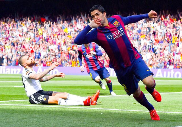 Barcelona - Valencia en directo