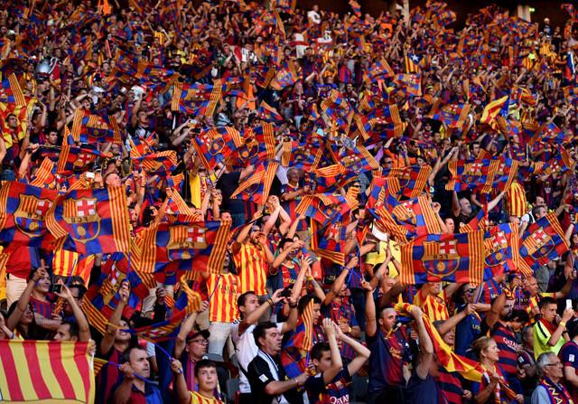 El Barça explica por qué no recurrió la sanción