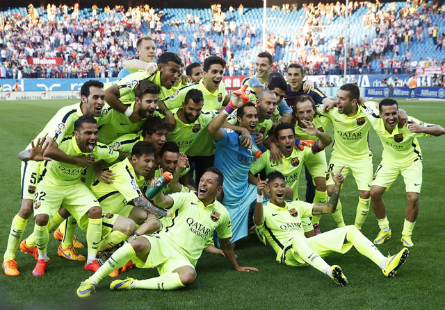 La prueba de que el ciclo del Barça nunca estuvo agotado