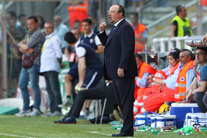 Rafa Benítez no ha pedido ni director deportivo ni segundo
