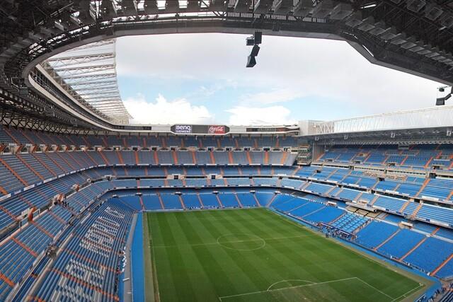 ¿Se jugará la Final de Copa en el Bernabéu?