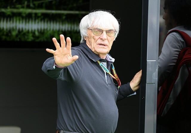 "Ecclestone: ""McLaren no quiere discutir nada del accidente"""