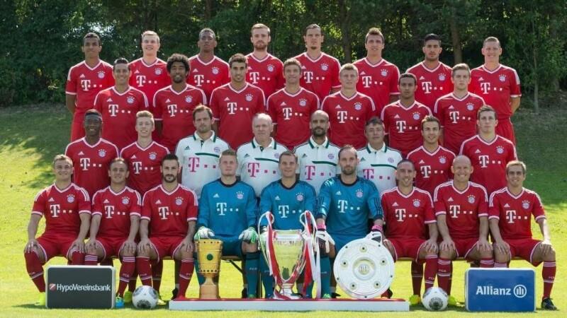 Hilo del Bayern de Munich Bjpxfcw