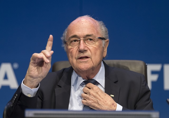 Proceso penal contra Joseph Blatter
