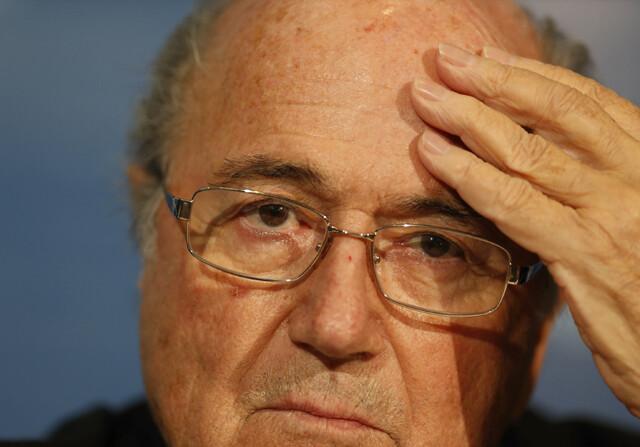 """De Gregorio: """"Blatter no está involucrado"""""""