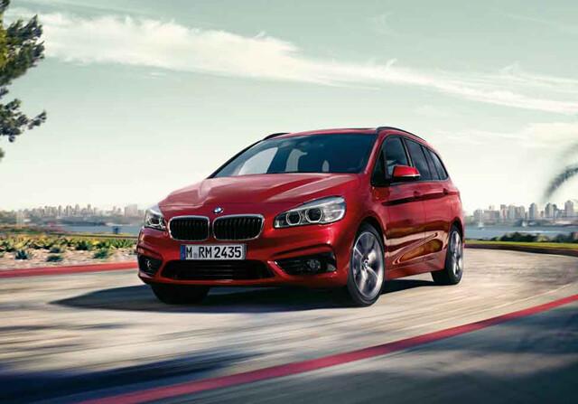 Nuevo BMW Serie 2 Gran Tourer: pruébalo gratis con Sportyou