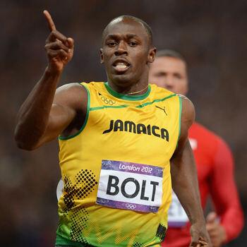 Bolt revalida su oro en los 100 metros