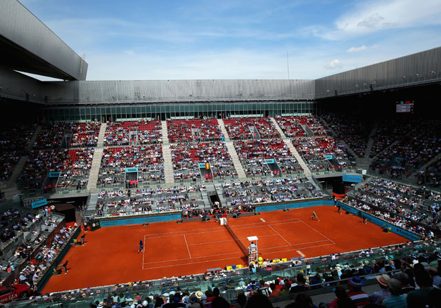 Los 45 mejores del mundo vienen al Mutua Madrid Open