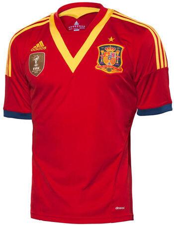 eda2a8288d719 La nueva camiseta de la Selección española