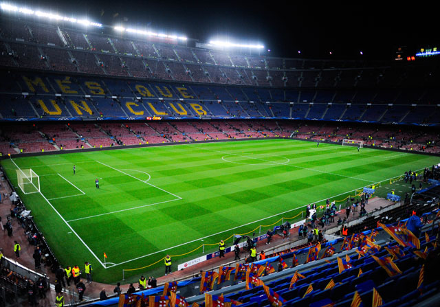 El Camp Nou acogerá la final de Copa entre Athletic y Barça