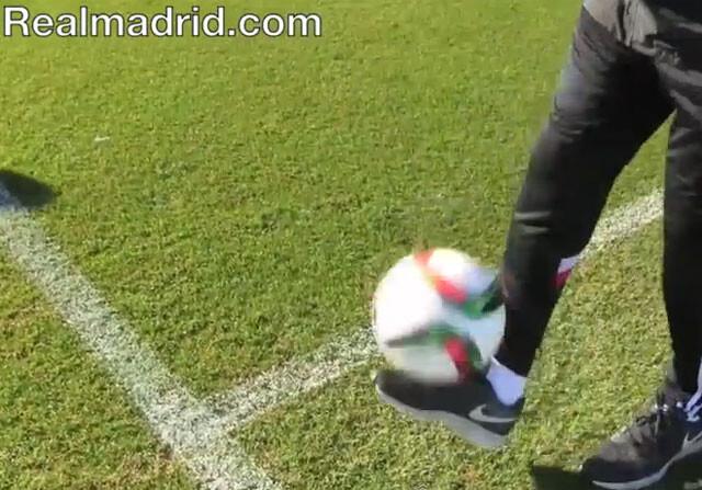 El secreto de Ancelotti para dar muchos toques al balón
