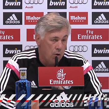 """Ancelotti: """"El fútbol no es un juego para señoritas"""""""