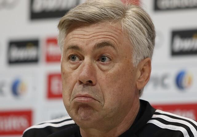 "Ancelotti: ""Cristiano cometió un error en Córdoba"""
