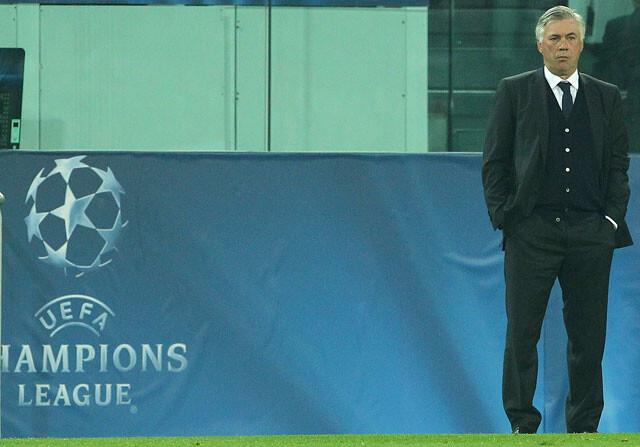Ancelotti admite errores en el pase