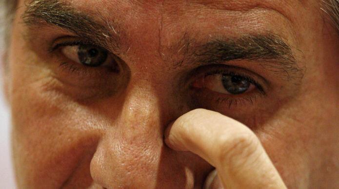 Carlos Queiroz, técnico de Irán