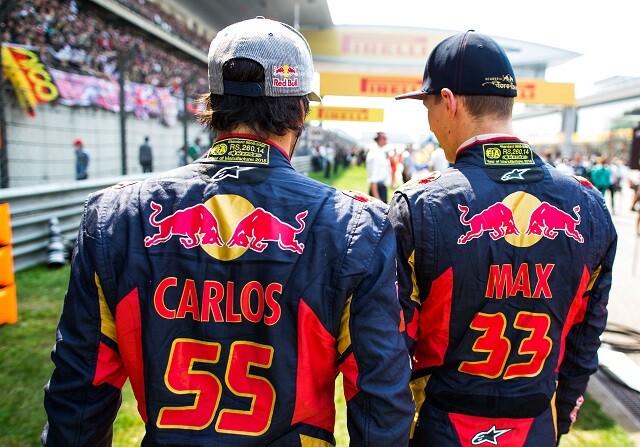 El duelo entre Sainz y Verstappen en cifras