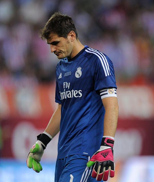 Casillas se queda con Cristiano