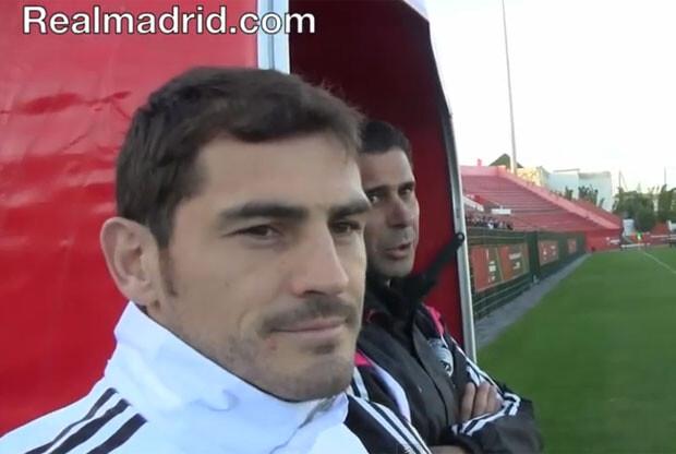 El 'pasapalabra' de Iker Casillas