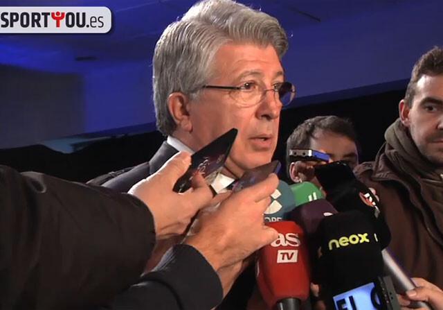 Enrique Cerezo explica su bronca con el 'Profe' Ortega