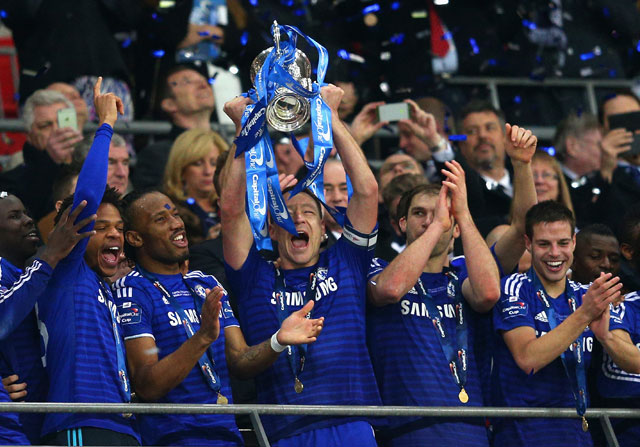 Chelsea, campeón de la Capital One Cup