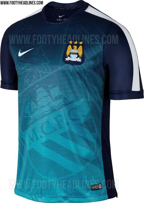 Camisetas de entrenamiento del City y el United 2015 16 - SPORTYOU 6625497ff59