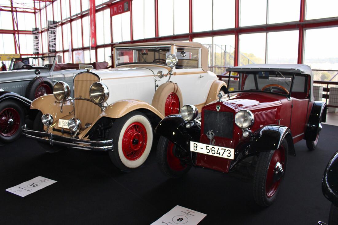 Classic auto madrid 2015 un viaje en el tiempo sportyou for Oficina qualitas auto madrid