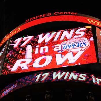 Los Angeles Clippers acaban el año con una racha histórica
