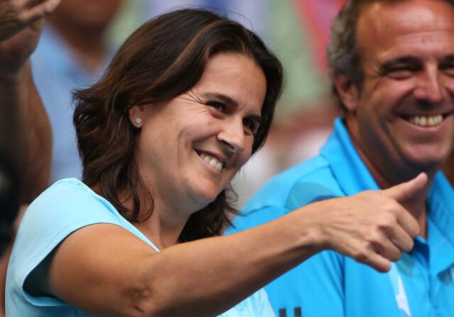 Conchita Martínez, nueva capitana de la Copa Davis