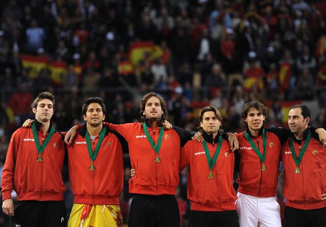 La carta de los tenistas españoles contra el presidente Escañuela
