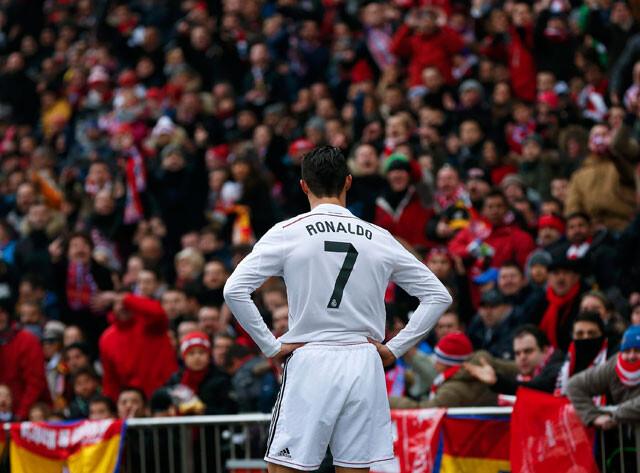 Cristiano, Â¡30 goles y 51 faltas falladas!
